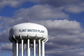 Spartans Fight for Flint