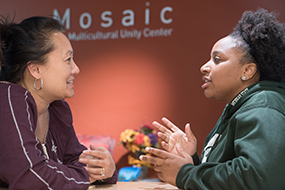 MOSAIC: The Multicultural Unity Center